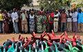 Centrafrique : le PAM démarre un pont aérien pour transporter de l'aide alimentaire