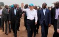 UN chief uses Central African Republic visit to spotlight ongoing crisis, urge end to violence