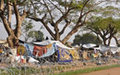 RCA : il faudra dix jours au PAM pour distribuer de l'aide aux  déplacés de  l'aéroport de Bangui