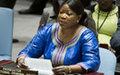 RCA : Déclaration du Procureur de la Cour pénale internationale, Fatou Bensouda