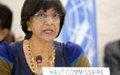 La République centrafricaine traverse une phase critique, avertit Navi Pillay