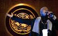 Ban, Yaya Touré et Angélique Kidjo lancent un appel en faveur de la paix en RCA