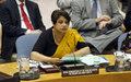 Conférence de presse sur le Rapport du Secrétaire général relatif aux enfants victimes de la LRA