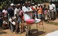 Centrafrique : les stocks de nourriture à Bangui sont à un niveau très bas, selon le PAM