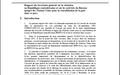 Rapport du Secrétaire général sur la situation en RCA et sur les activités du BINUCA dans ce pays
