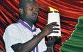 Le peuple centrafricain célèbre la paix !