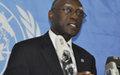 Centrafrique : l'ONU réclame une enquête sur des incidents en marge d'une cérémonie officielle